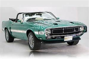 1969 Shelby GT500 on Sale for $155K - autoevolution