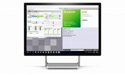 Software Contable Iva Contabilidad Eco Estimaciones A3asesor