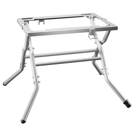 lowes portable table saw shop skilsaw portable jobsite table saw stand at lowes com