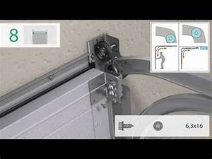 Montage Porte De Garage : instructions de montage pour portes de garage ~ Dailycaller-alerts.com Idées de Décoration