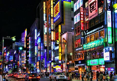 tokyo night shinjuku artem flickr