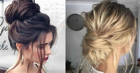 coiffure facile cheveux court  fin coiffure simple