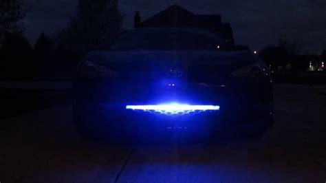 Toyota Knight Rider Light Led Scanner Youtube