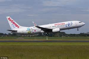 Air Europa passengers faint on flight from Barcelona to ...