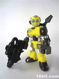 Imaginext Toys Robot