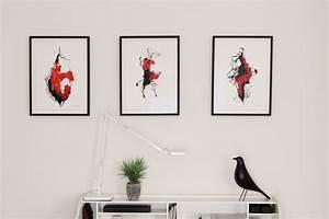 Bilder Richtig Aufhängen Anordnung : tipps tricks und kniffe bilder richtig anordnen ~ Frokenaadalensverden.com Haus und Dekorationen
