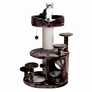 Arbre À Chat Pour Gros Chat : arbre chat emil arbre chat trixie wanimo ~ Nature-et-papiers.com Idées de Décoration