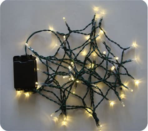 battery operated outdoor fairy lights warm white 30 led fairy lights 3m green cable battery