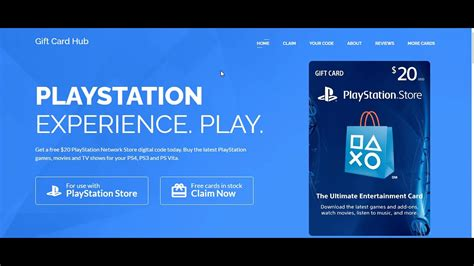 The ps3, psp, and ps vita will all stop accepting payments through card and paypal from january 1, 2021 in europe due to the revised payment services directive which will go into effect. How To Get Claim PlayStation Network Store $20 Gift Card Coupons Code 2020 - YouTube