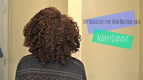 braid   thinfine natural hair youtube