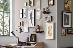 Ideen Fotos Aufhängen : bilder aufh ngen ideen f r die bilderwand sch ner wohnen ~ Yasmunasinghe.com Haus und Dekorationen