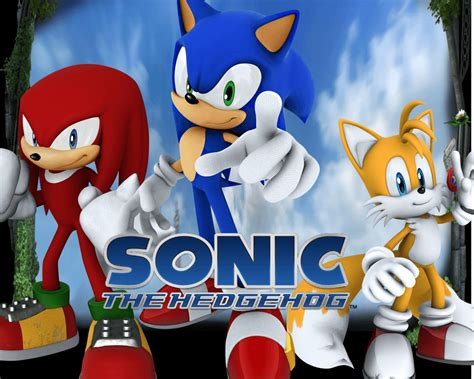 Sonic the Hedgehog Wallpaper deviantART