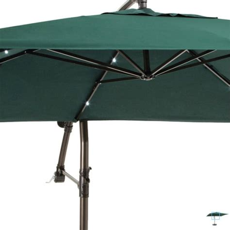 replacement canopy for bbb 8 x 11 offset umbrella garden winds