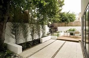 Garden modern apartments in newest ideas holland gardens for Modern terrace gardening ideas