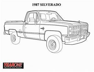 Chevy Camaro Coloring Page - AZ Coloring Pages