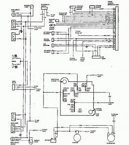 1981 Chevrolet El Camino Wiring Diagram Part 1  61812
