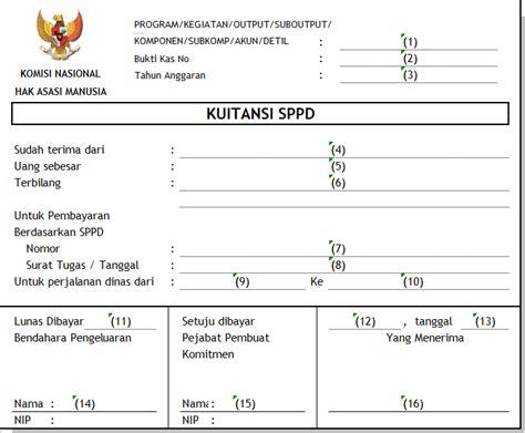 Contoh Sppd by Raibnya Sppd Di Bappeda Kota Kabar Harian Bima