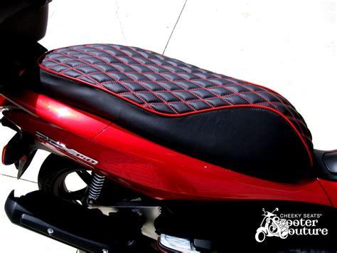 Pcx 2018 Black Matte by Honda Pcx Stitch Matte Black Wm Cheeky Seats