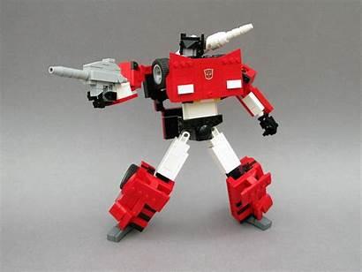 Lego Sideswipe Transformers G1 Lamborghini Lambor Generation1