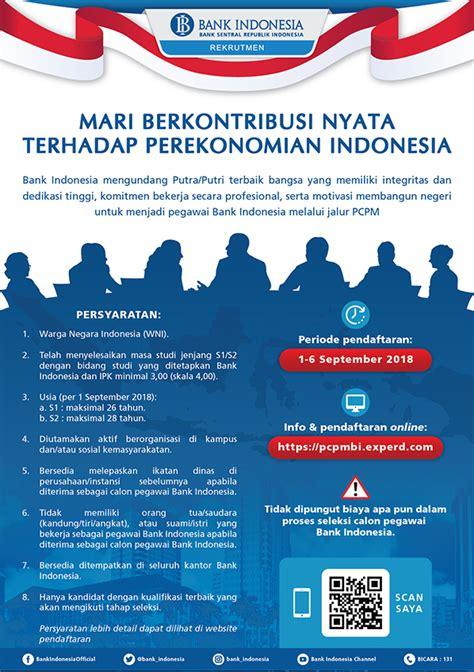Semua lowongan direct employer outsourcing. Lowongan Kerja Bank Indonesia - Lokernas.com | Info Lowongan Kerja BUMN & CPNS 2020