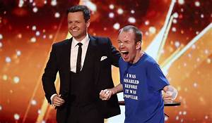 WATCH: Comedian Lost Voice Guy Wins Britain's Got Talent