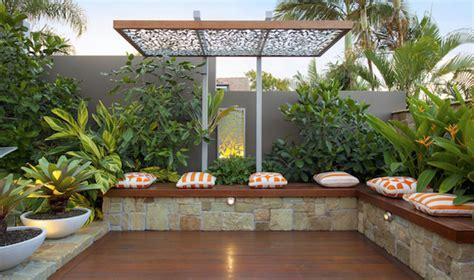 Landscape Design For Small Backyard - design festival comes to brisbane garden travel hub