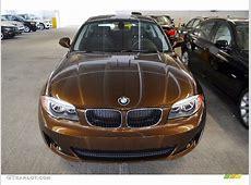 2012 Marrakesh Brown Metallic BMW 1 Series 128i Coupe