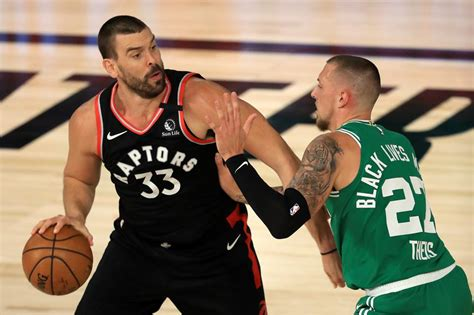 Toronto Raptors See Another Free Agent Leave As Marc Gasol ...