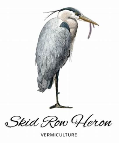 Worms Heron Skid Row Worm Kitchen Into