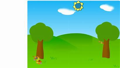Nature Clip Clipart Clker Royalty Domain