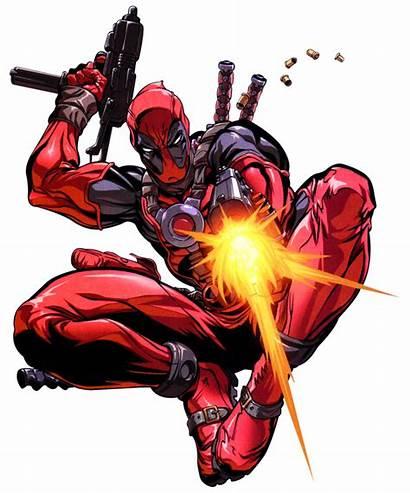Deadpool Comic Marvel Transparent Comics Drawing Spider