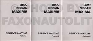 2000 Nissan Maxima Cd