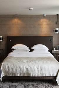 Idee Deco Tete De Lit : decoration de chambre tete de lit ~ Melissatoandfro.com Idées de Décoration
