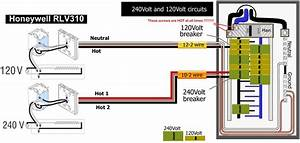 Electric Baseboard Heat Thermostat Wiring Diagram