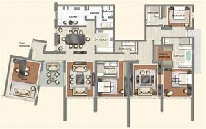 serviced apartments in singapore short stay the club With four bed room site plan