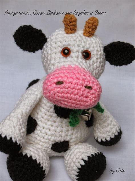 amigurumis patrones gratis vaca margarita amigurumi patr 243 n gratis en espa 241 ol