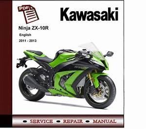 2011 Zx10r Service Manual Pdf