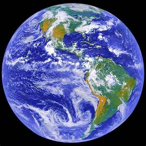GOES-8 Satellite Image Captures Earth | photo page ...