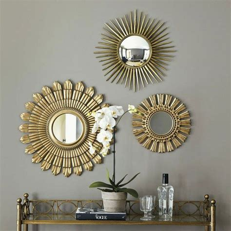 Shop for circle mirror wall decor online at target. 24 Best Of Small Mirrors for Wall Decor in 2020 (With images) | Mirror wall decor, Mirror decor ...