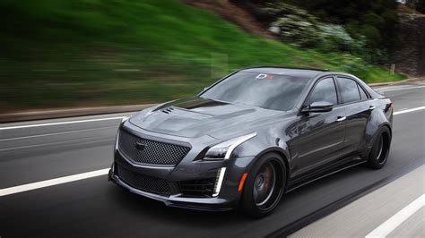 Cts V by 2016 D3 Cadillac Cts V Widebody Pictures Gm Authority