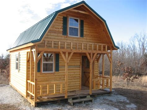 Shed Style House by Cabin 2 Story Sheds Home Depot Cabin 2 Story Shed Kit