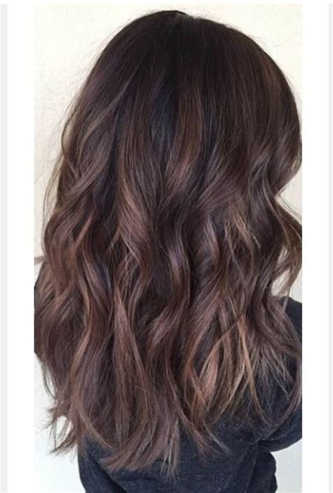 25 Best Ideas About Dark Sombre Hair On Pinterest Dark