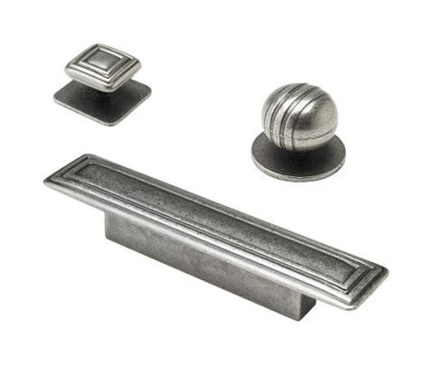 deco kitchen cabinet hardware new deco designer stepped skyscraper style metal 7508