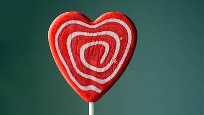 Lollipop Shaped Wallpapers Heart