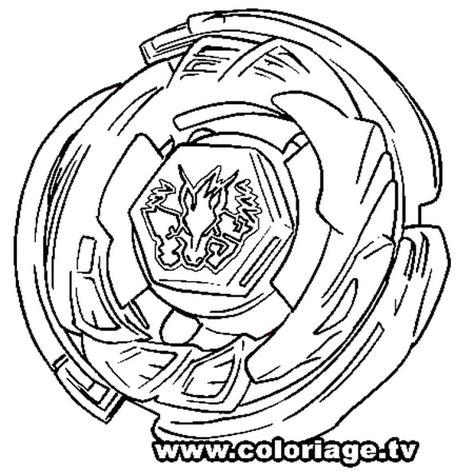 coloriage beyblade pegasus en ligne gratuit  imprimer