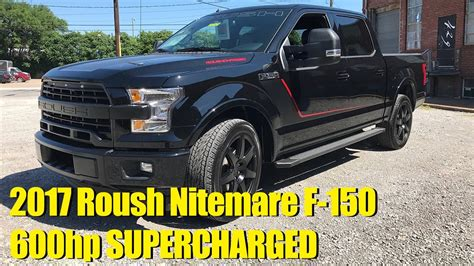 roush nitemare   hp supercharged  sale