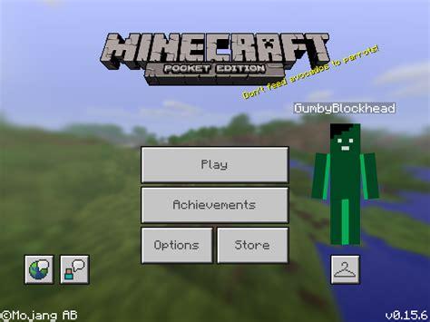 which minecraft do i gumbyblockhead