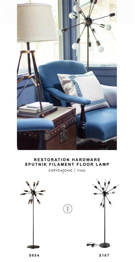 restoration hardware floor ls restoration hardware sputnik filament floor l copy
