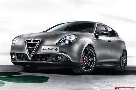 Official 2015 Alfa Romeo Giulietta Quadrifoglio Verde