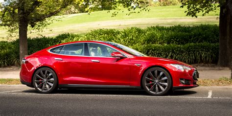 2018 Tesla Model S P90d Review Long Term Report One